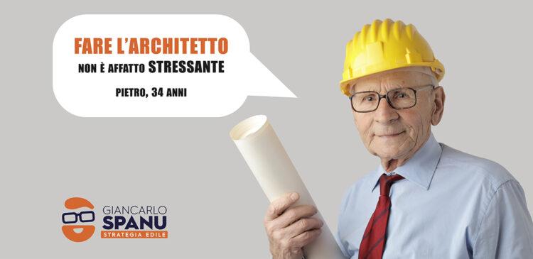 Architetto cerca clienti